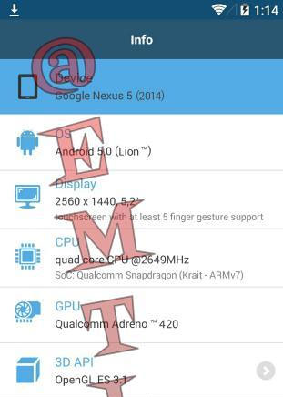Nexus_5_Android_Lion - Android L release date