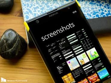 Screenshots on windows mobile - Thats my top 10