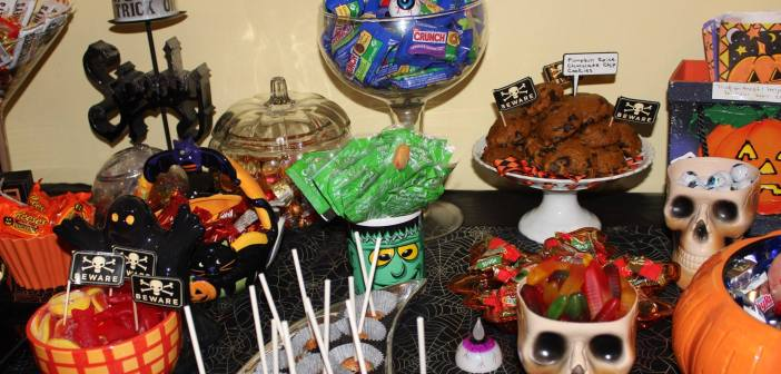 TSJ's Halloween Treats