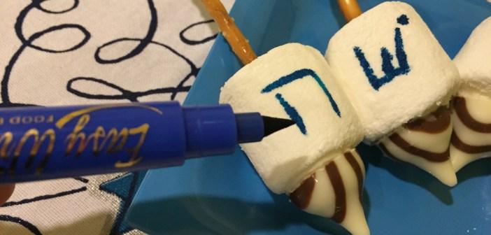 Online Holiday Cookie Swap: Dreidel Treats!
