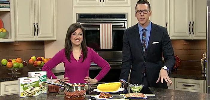 Passover Recipes with TSJ! *As Seen on CT Style News 8*