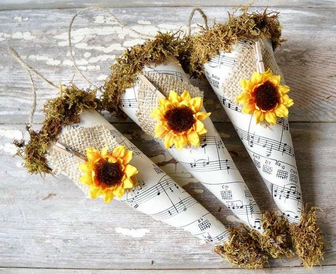50 Inspiring Sunflower Wedding Ideas That Wedding Shop