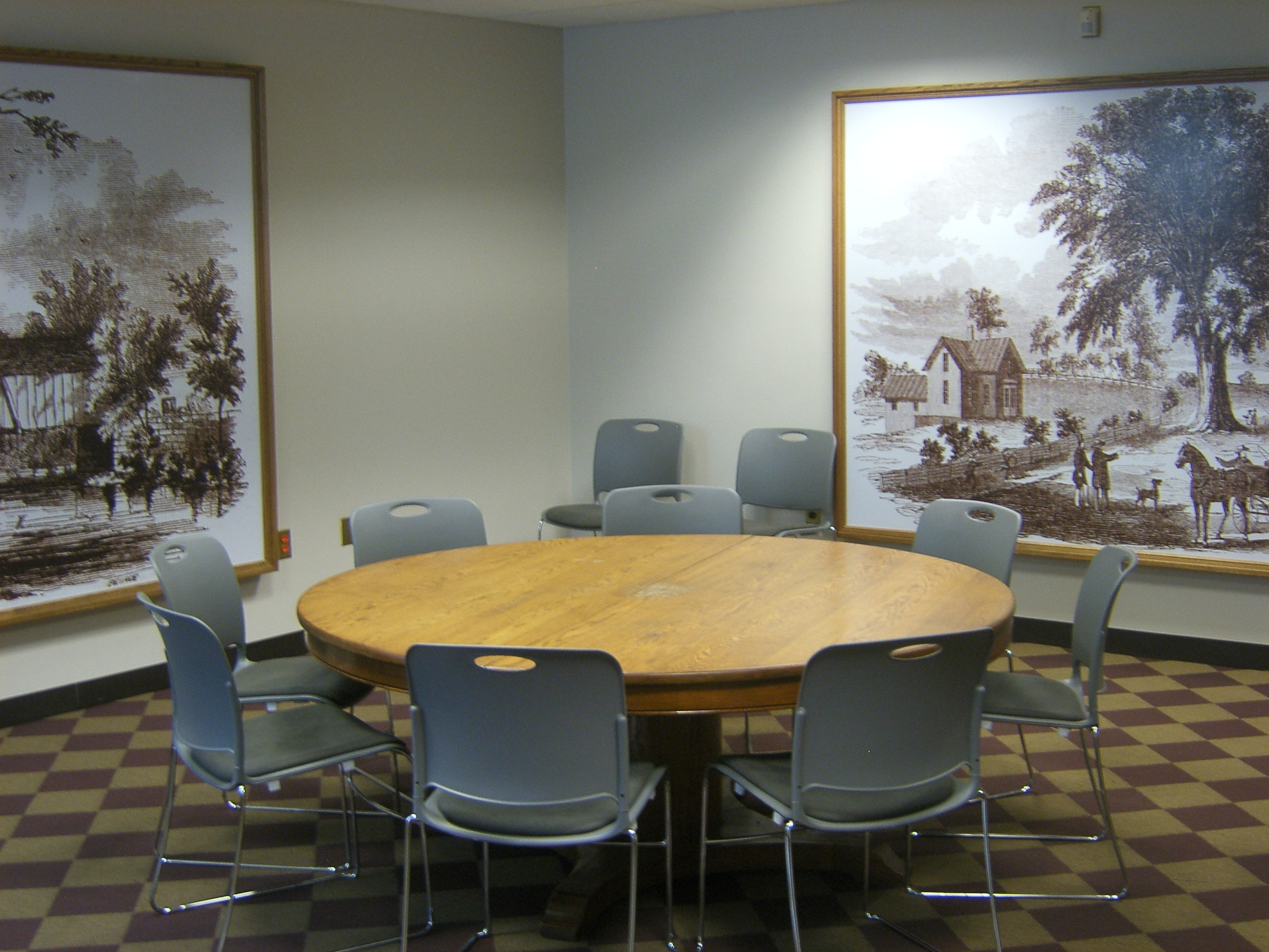 Meeting Room Tables Meeting Rooms Thayer Memorial Library