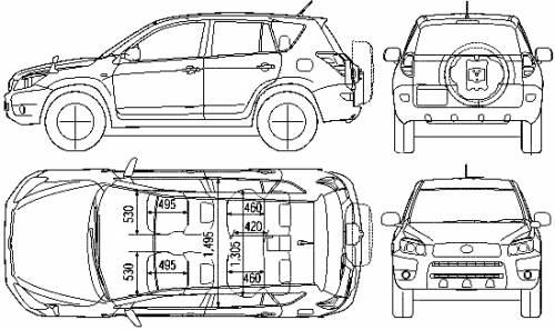 100 ideas Toyota Rav4 Interior Dimensions on islamicdesignnet
