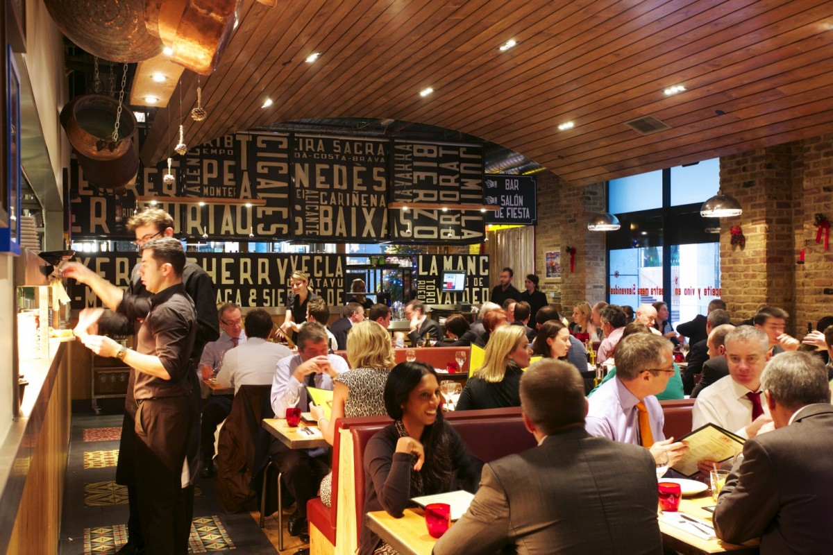 Camino Restaurant Madrid How Richard Bigg Helpd Kick Start Our Love For Spanish Tapas At Camino