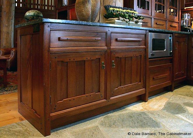 Truly Custom Kitchen Cabinets