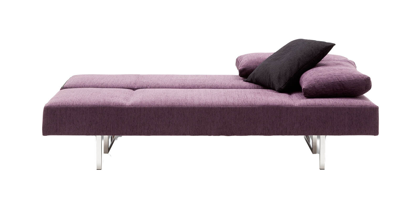 Chaiselongue Recamiere Coin Sofa Bed