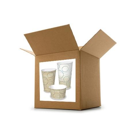 Custom Cup Template Eco-Friendly Food Packaging Boston