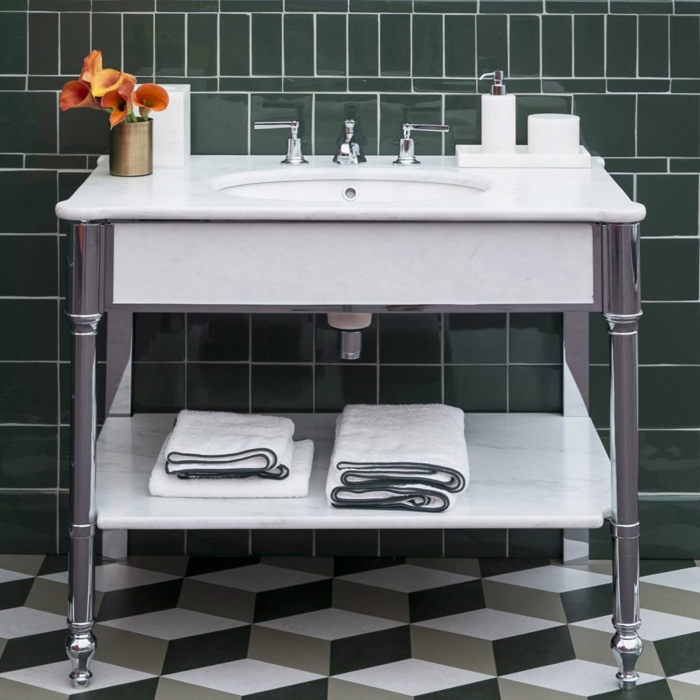 The Best Classic Bathroom Consoles Schumacher Blog