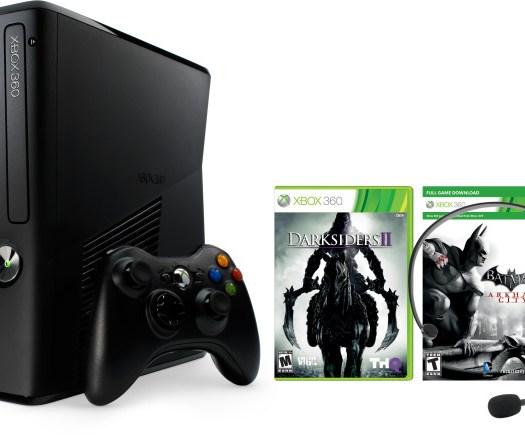 Xbox 360 Spring Bundle