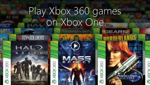 These are the games in the Xbox One Backwards Compatibility Program