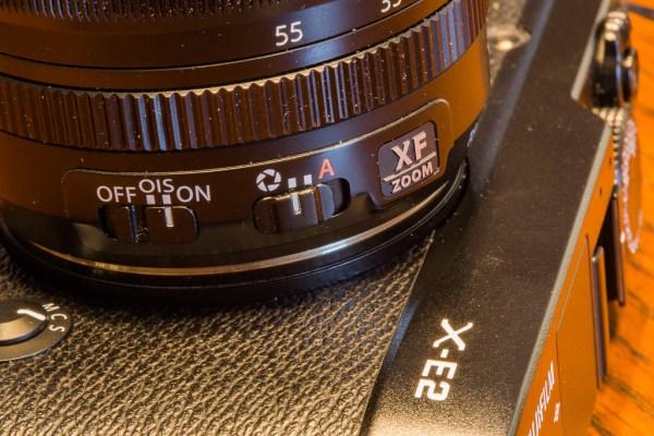 09) Lens Controls