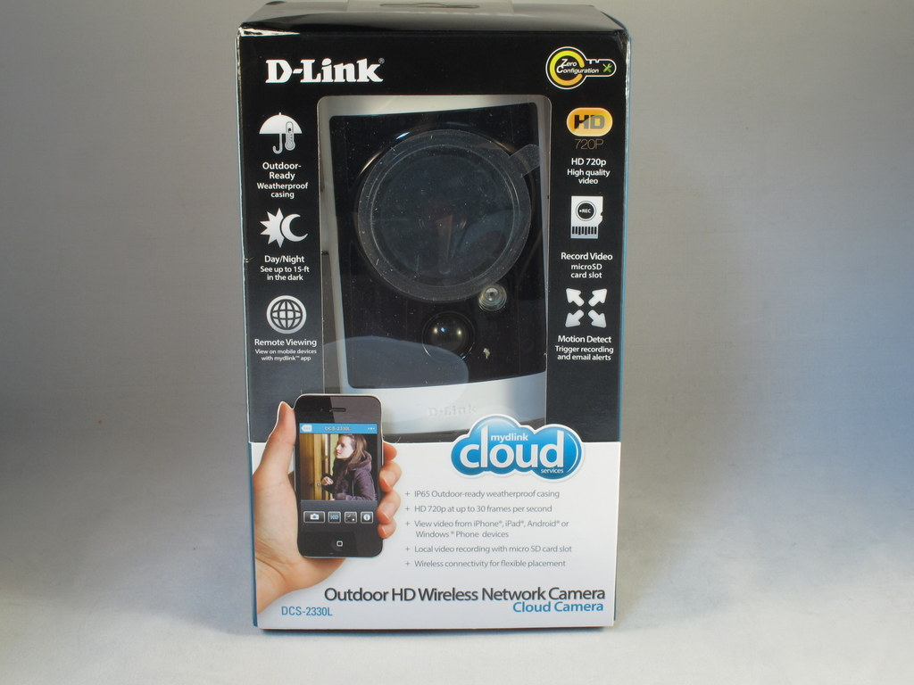 Camera Exterieur Dlink D Link Outdoor Hd Wireless Network Camera Dcs 2330l Review