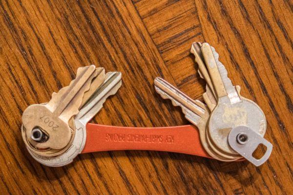 Filling the Keys
