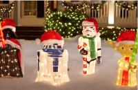 These ARE the droids youre looking for this Christmas ...