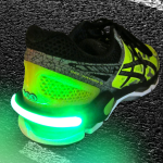 FireFly Running & Biking Safety Light Spurs