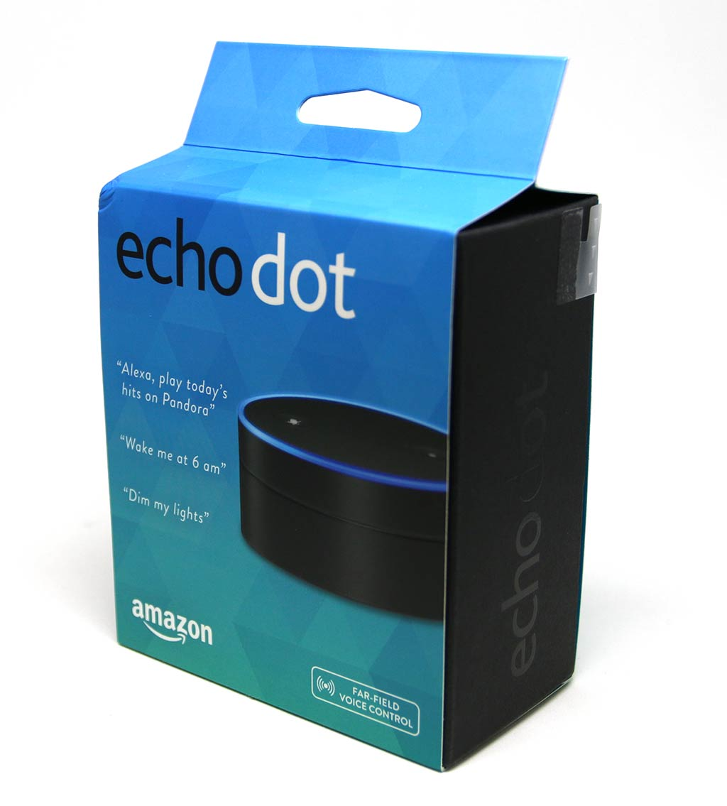 Alexa Dot Amazon Echo Dot Review The Gadgeteer