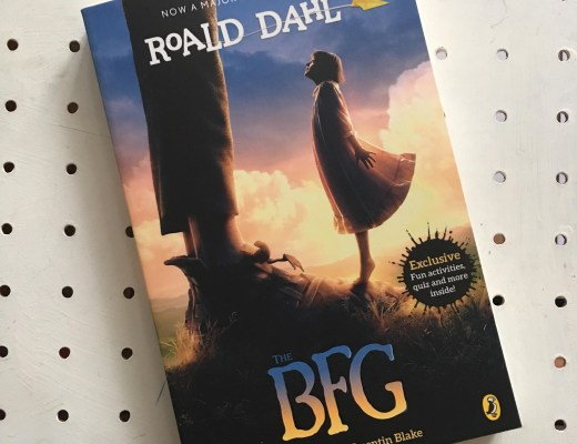 Win a copy of the 2016 edition of The BFG