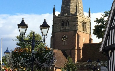 Leaving a donation to medieval buildings trust
