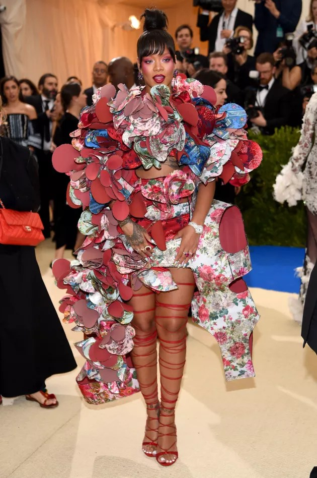 Best Carpet For Pets Met Gala 2017: All The Weird Looks! - The Hollywood Gossip
