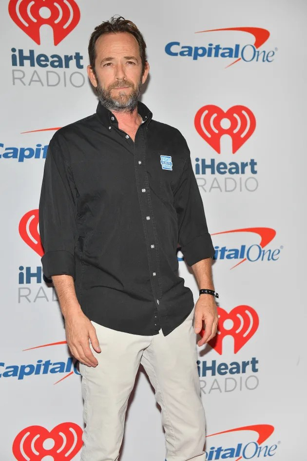 Best Carpet For Pets Luke Perry Dies; Beloved Actor Was 52 - The Hollywood Gossip