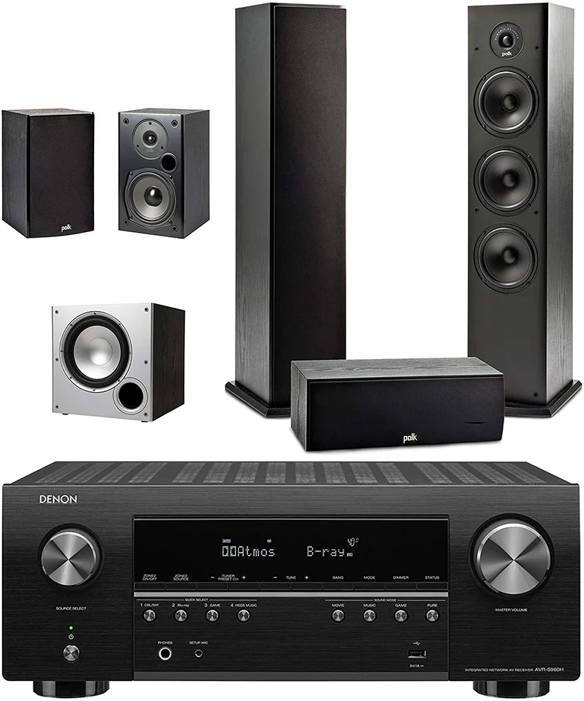 Bose Home Cinema Top 10 Best Home Theater Systems + Buying Guide [2021]