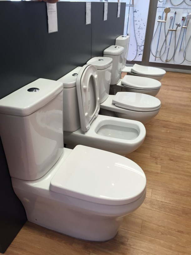 Toilets: Game of Thrones Edition