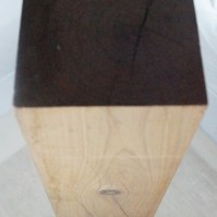 Cypress wood sample