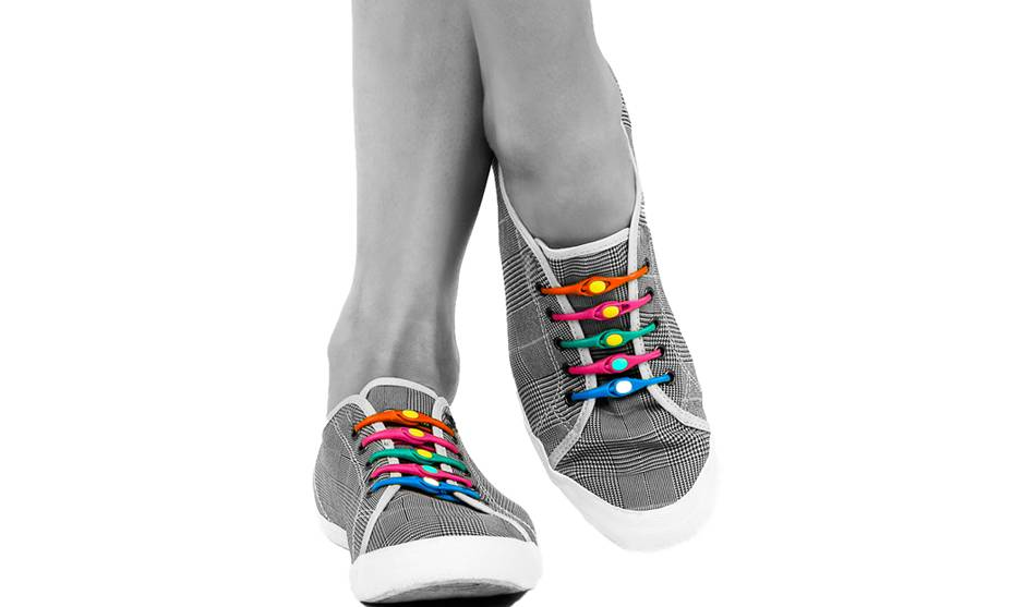 Schnürsenkel Binden Hickies: Reinventing The Shoelace