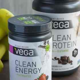 Vega Clean - Vegan Low Carb Protein & Energy Powder