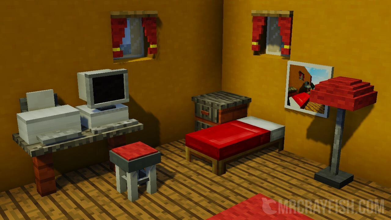 Minecraft Kitchen Mod 1.8 Mrcrayfish S Furniture Mod Minecraft 1 13 1 12 2 1 8 1 7 10
