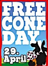 free cone day 08