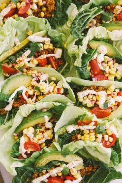 Со вкусом: салаты