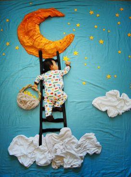 В мире снов: фотовдохновение от Queenie Liao