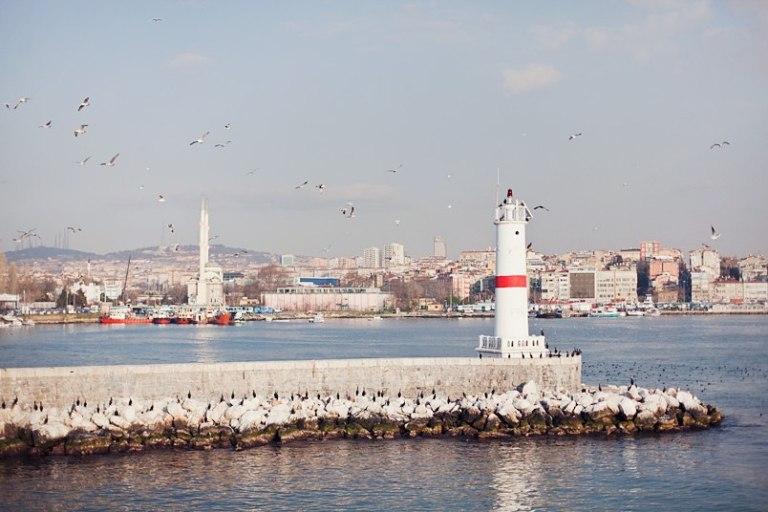 Душа моря: Стамбул Полины Холодовой