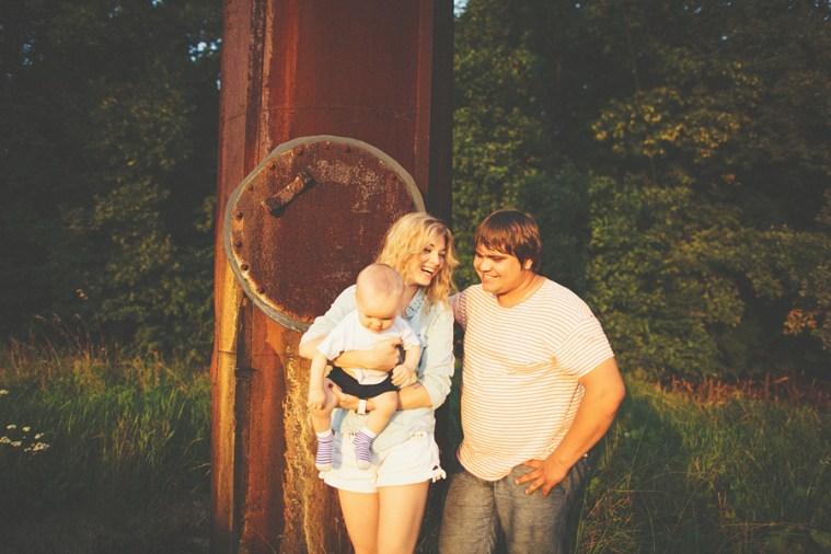 Первое счастливое лето: Марк и его родители