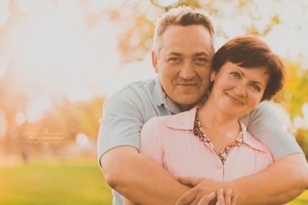 25 лет счастливы вместе: Сосновские