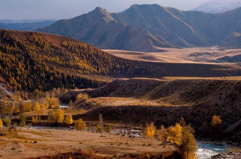 Величие природы: Алтай Ольги Котковой