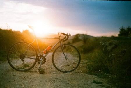 Крым глазами одного велосипеда