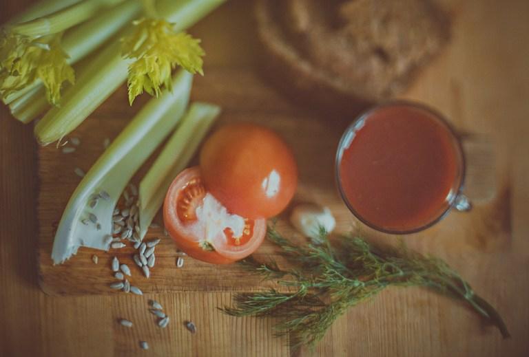 Готовим вместе: витаминный салат