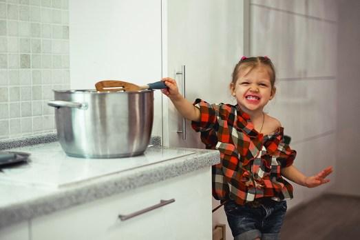 Счастье быть мамой Галя и очаровательная Уля (6)