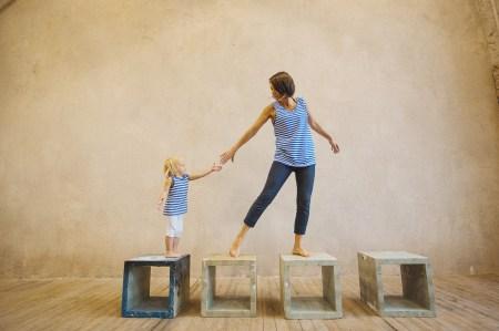 Бежать босиком: счастливые Лиза и Слава