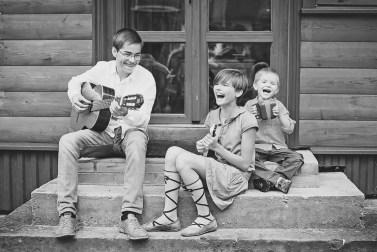 Безграничная любовь: портрет семьи Деминых