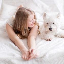 Любимый член семьи малышка Айви (11)