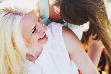Самая главная дружба: мама и дочь