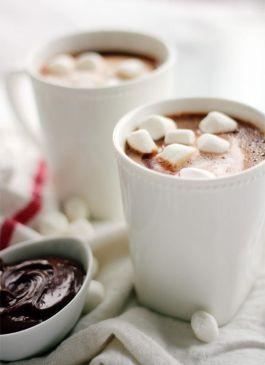 Какао горячий шоколад (6)