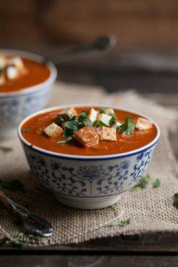 Суп из помидоров (3)