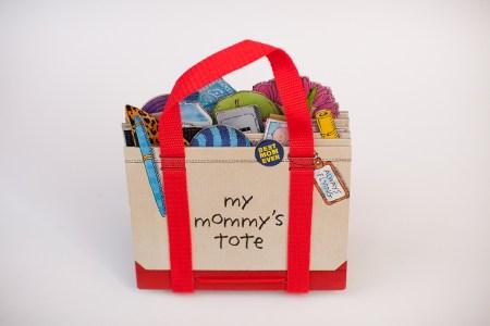 Книжная полка мамы: My Mommy's Tote