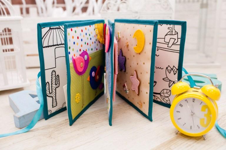 Развивающие книжки-игрушки: интервью с Мариной Беловой