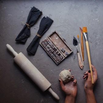 Керамическая мастерская ARTdetox. История создания.